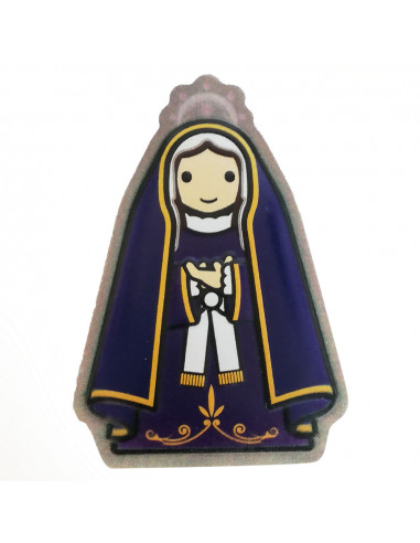 Our Lady of Agony Magnet