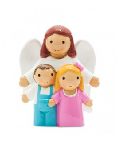 Guardian Angel and Children