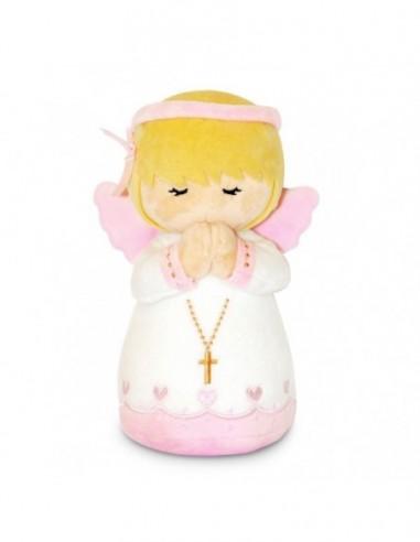Baby Boy Guardian Angel Plush